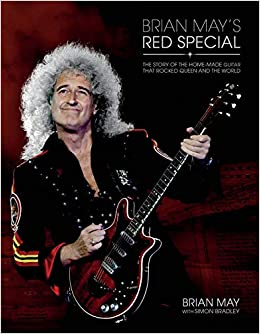 BRIAN MAYS RED SPECIAL