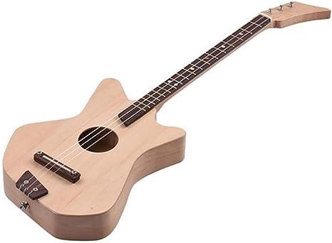 YAMEIJIA Guitarra De Madera De 30 Cuerdas Y Tres Cuerdas ...