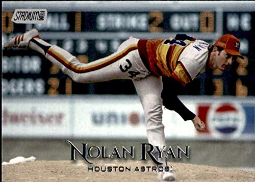 2019 Topps Stadium Club #251 Nolan Ryan Houston Astros for sale  Delivered anywhere in USA