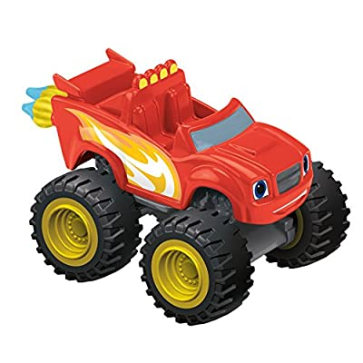 Fisher-Price Nickelodeon Blaze & the Monster Machines, Blazing Speed Blaze: Toys & Games