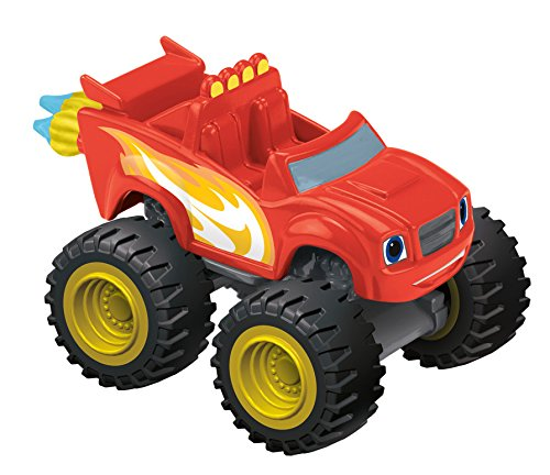 Fisher-Price Nickelodeon Blaze & the Monster Machines, Blazing Speed Blaze Vehicle