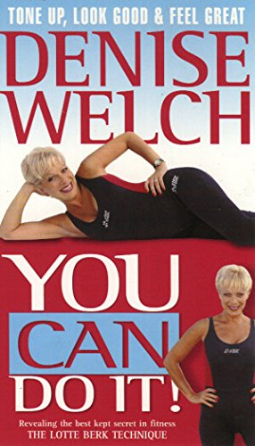 Denise Welch-You Can Do It [Reino Unido] [VHS]: Amazon.es ...