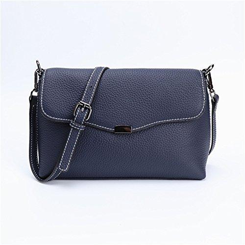 Style Et Nouveau Mode De Confortable Simple Main GWQGZ Le De Vert À Blue Sac wRTT5xEqv