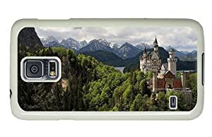Hipster Samsung Galaxy Note2 N7100/N7102 Case brand new cover Old Castle Rock PC White Samsung Galaxy Note2 N7100/N7102 Kimberly Kurzendoerfer