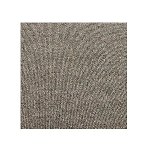 (9'x9' Square - Stone Pebble - Economy Indoor/Outdoor Carpet Patio & Pool Area Rugs |Light Weight Indoor/Outdoor Rug - Easy Maintenance - Just Hose Off & Dry! - 10 Colors to Choose from)