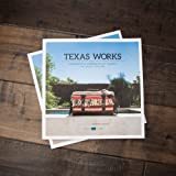 img - for Texas Works: Products & Portraits of Talent with Select Features book / textbook / text book