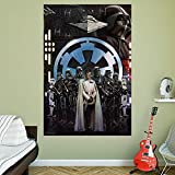 Star Wars Rogue One Empire Mural (Orson Krennic, Death Troopers & Stormtroopers)