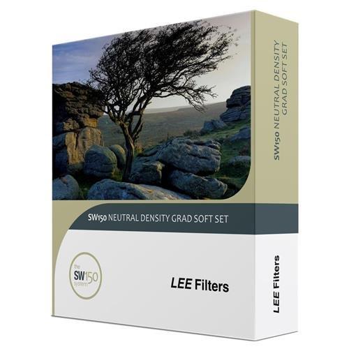 Lee Filters 150x170mm Soft Edge Graduated Neutral Density Filter Set for SW150-Series Filter Holder