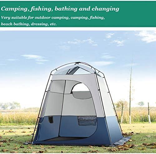 SAHWIN® Tienda De Campaña Plegable Y Portátil para El Baño, para La Ducha, Cambiador, Playa, Camping, Senderismo, Pesca-240 * 190 * 190Cm