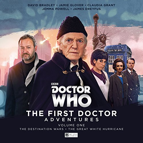 The First Doctor Adventures - Volume 1 (Doctor Who - The First Doctor Adventures) by Big Finish Productions Ltd