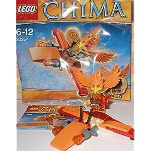 Lego Chima - Minifigure promo FRAX No LEGO