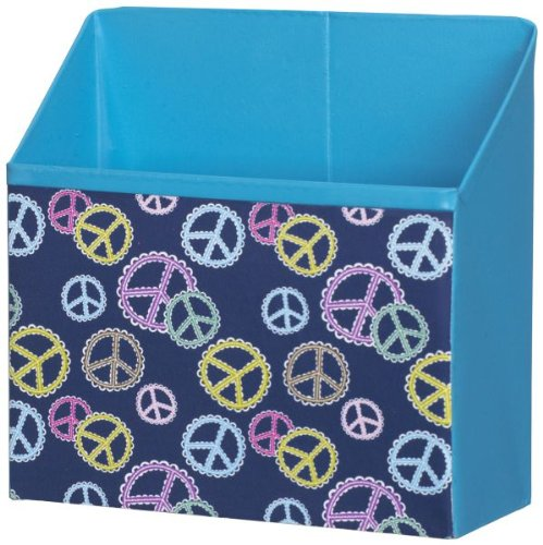 Ganz Just My Locker - Accessories Bin - Peace Symbol