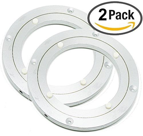 "120mm (4.5"" inch) Aluminum Lazy Susan Turntable Bearings ..."