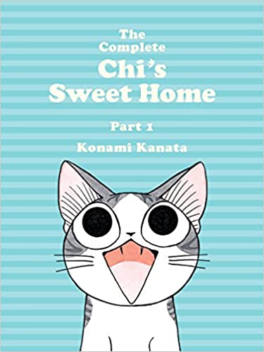 Image result for chi's sweet home, part 1