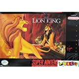 The Lion King - SNES - PAL