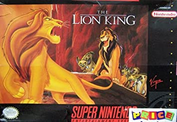 the lion king snes game free download