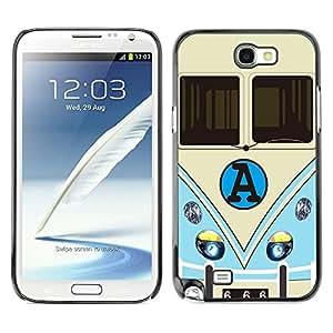 Dragon Case - FOR Samsung Note 2 N7100 - Makes you cry - Caja protectora de pl??stico duro de la cubierta Dise?¡Ào Slim Fit