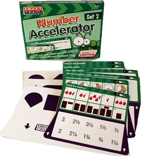 Junior Learning Number Accelerator Set 2 by Junior Learning