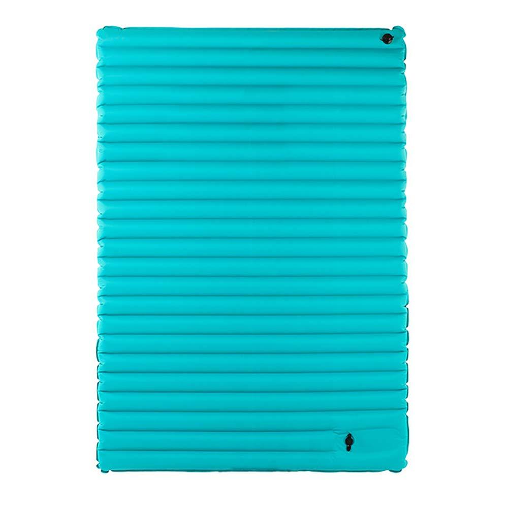 LBAFS Doppelte Presse-Ultra Helles Luft-Bett-im Freienzelt-aufblasbare Isomatte Feuchtigkeitsfest Für Kampierende Reise,A