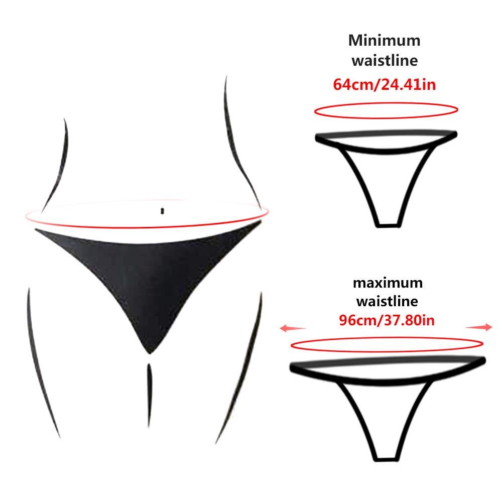704fc04b61 MOOKLIN 6 Pezzi Mutande Sexy Elastiche Perizoma Donna con Pizzi Floreali e G -String, Tanga Mutandine Confortevole, Biancheria Intima Sexy Pizzo:  Amazon.it: ...