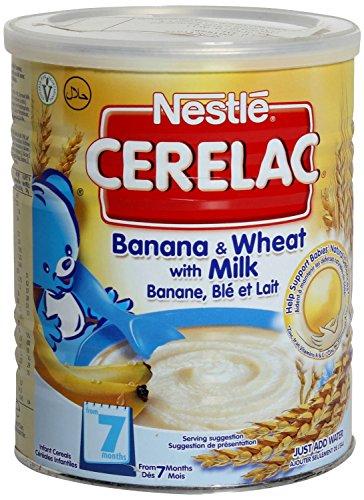 Nestle Cerelac Banana 400g Europe