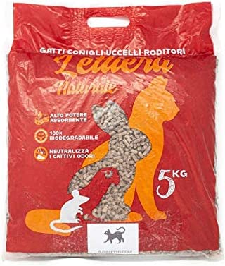 Purrfetto Arena para Gatos Pellet - 100% Biodegradable 100 ...