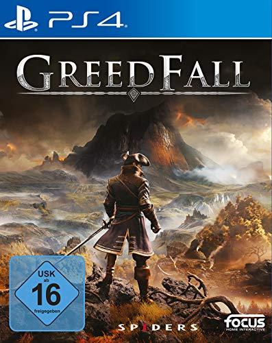 GreedFall (PlayStation PS4)
