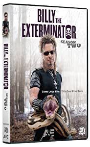 Billy The Exterminator: Season 2 [DVD]