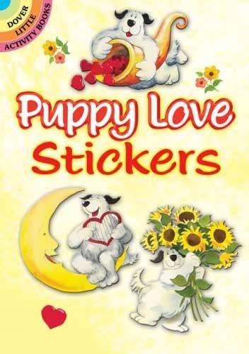 Puppy Love Stickers (Dover Little Activity Books Stickers) ebook