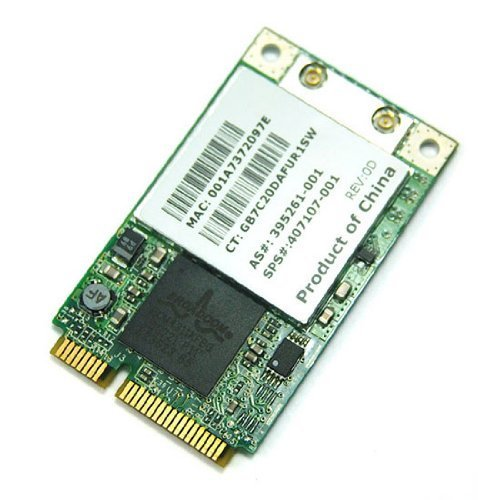 HP Tablet TX1000 WIFI Wireless Card 441090-001 NEW - Core 2 Duo Laptop Network Adapter