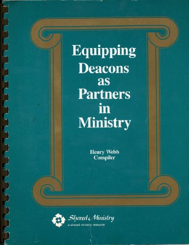 Equipping Deacons as Partners in Ministry