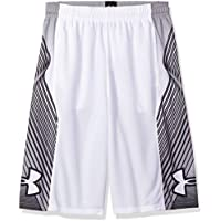 Under Armour Boys' Space The Floor Nov Shorts