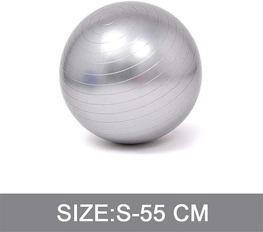Pelota de gimnasio Bola de yoga 55-75 cm de pelota deportes de ...