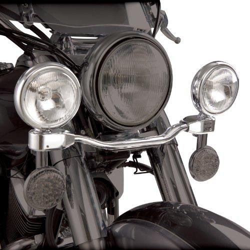 Show Chrome Accessories 63-622 Elliptical Driving Light Bar Kit
