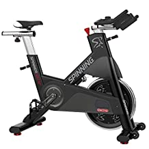 Spinning NXT Black Belt Indoor Cycling Bike, Manufactured by Star Trac