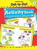 Dot-to-Dot Activity Book 1