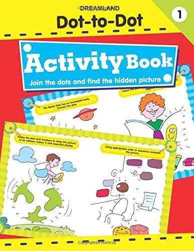 Dot-to-Dot Activity Book 1