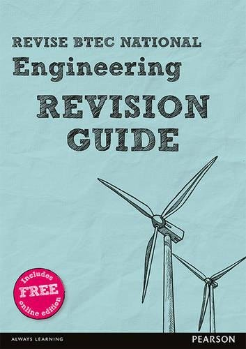 F.r.e.e BTEC National Engineering Revision Guide: (with free online edition) (REVISE BTEC Nationals in Engin [P.P.T]
