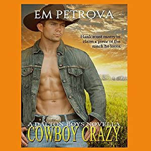 Cowboy Crazy Audiobook