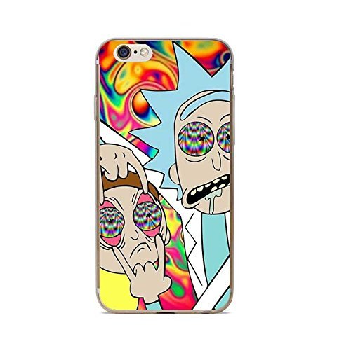 iphone xr coque rick et morty
