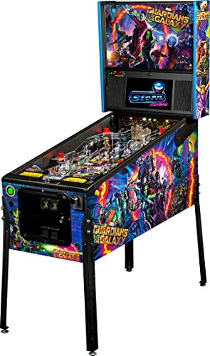 Stern Pinball Guardians of the Galaxy Arcade Pinball Machine, Pro Edition