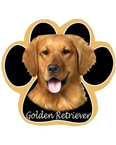 Golden Retriever Dog Paw Non-Slip Mousepad