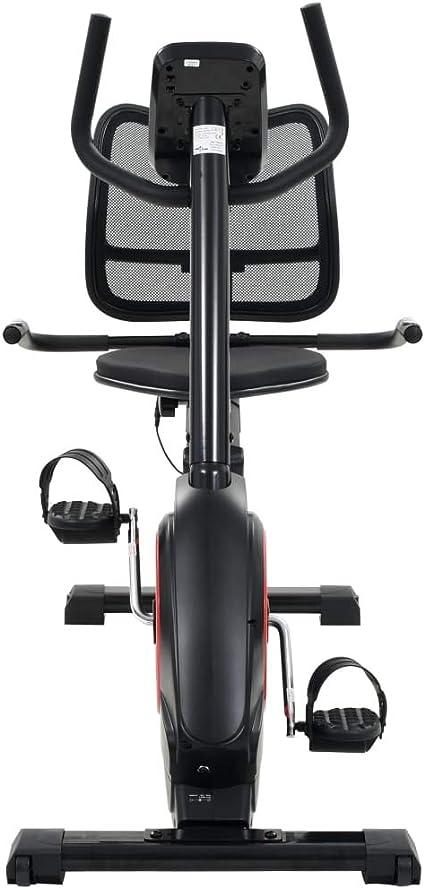 binzhoueushopping Bicicleta estática reclinada con masa giratoria ...