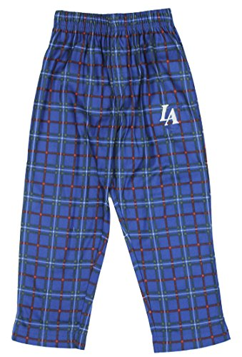 Los Angeles Clippers NBA Little Boys Lounge Pajama Pants - Blue (Small (4)) Good Kids Lounge Pant