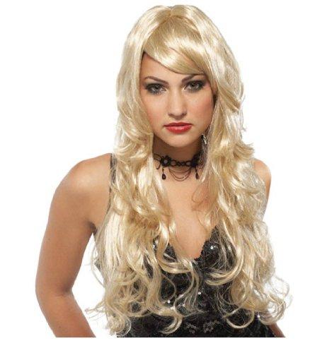 Blonde Super Model Wig (Wig Supermodel Blonde)