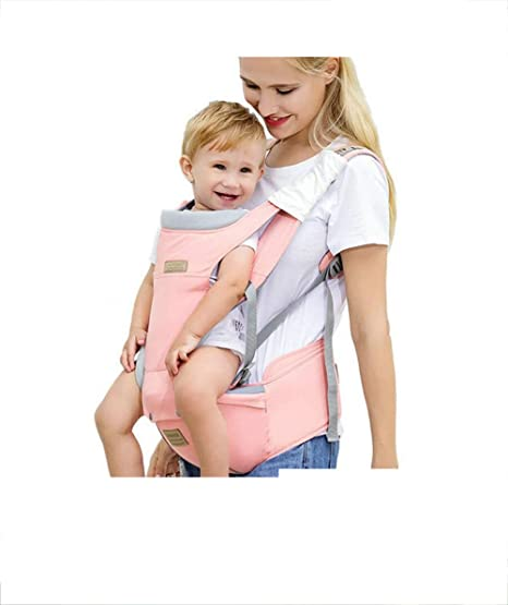 Baby and Child Carrier Belly Cadera y espalda Llevar Baby Hip Seat ...