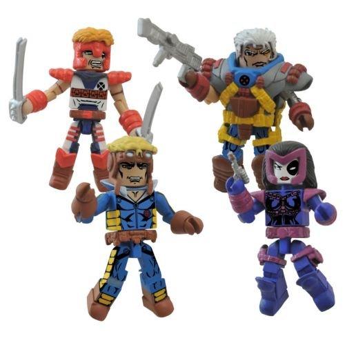 Marvel Minimates Classic X-Force Box Set