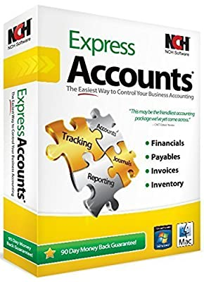 Express Accounts Accounting Software (PC)