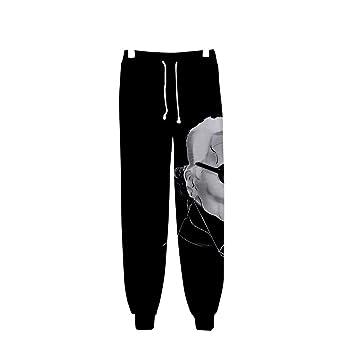 INSTO Pantalones Hombre/Mujer Pantalones de Chándal Karl Lagerfeld ...