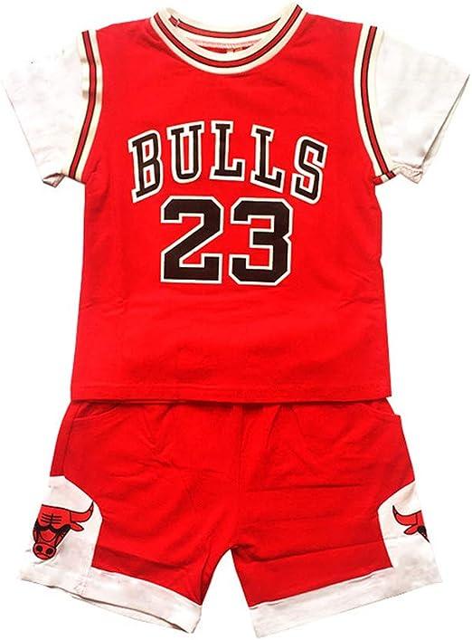 AIALTS Bulls 23 Camiseta de Baloncesto Jordan Conjunto de los ...